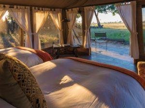 Davison's Camp, Zimbabwe