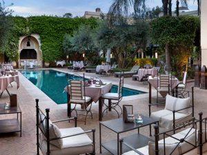 Hotel La Villa des Orangers, Marrakech