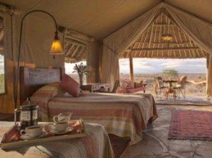 Tortilis Camp, Amboseli, Kenia