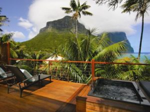 Capella Lodge, Isla Lord Howe