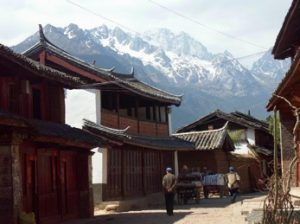China Pueblo Baisha