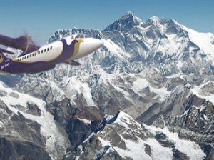 Sobrevuelo Everest