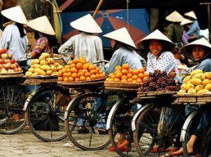 Ruta gastronómica callejera en Hanoi