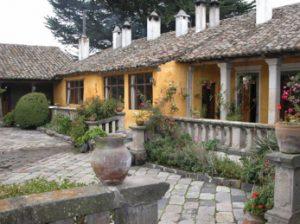 Hacienda San Agustín de Callo, Cotopaxi