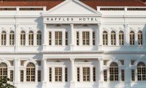 Raffles Singapur