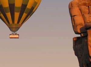 vuelo en globo en luxor