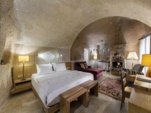 hotel Argos en Capadocia