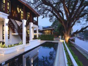 hotel Na Nirang en Chiang mai (Tailandia)