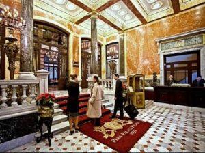 hotel Pera Palace Estanbul
