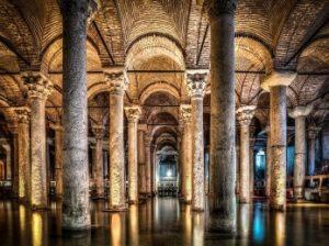 Cisterna Bizantina de Yerebatan