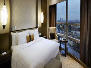 habitación hotel Melia Hanoi