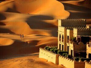 qasr_al_sarab_resort en Abu Dhabi